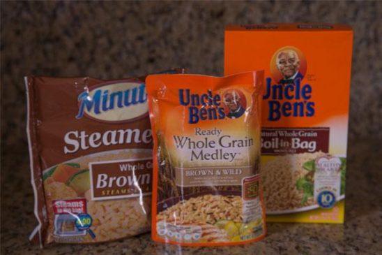 Brown Rice Varieties